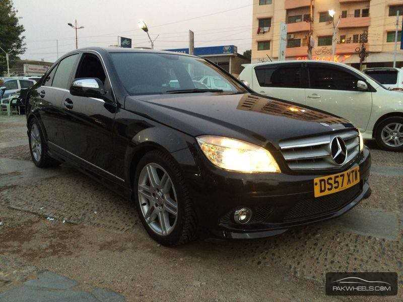 Used mercedes benz c class c 180 komp 2008 car for sale in for 2008 mercedes benz c300 for sale