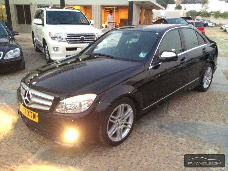Used mercedes benz c class c 180 komp 2008 car for sale in for Mercedes benz c class 2008 for sale