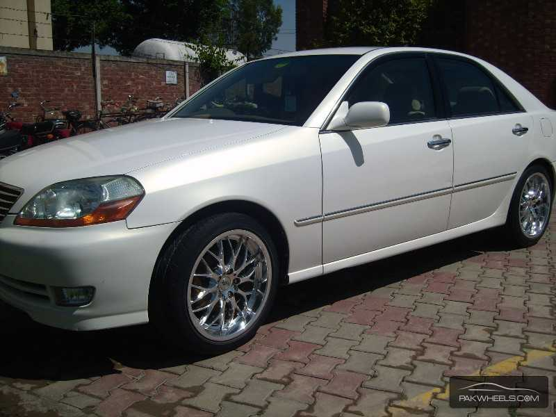 used toyota mark ii 2003 car for sale in lahore   817605 pakwheels