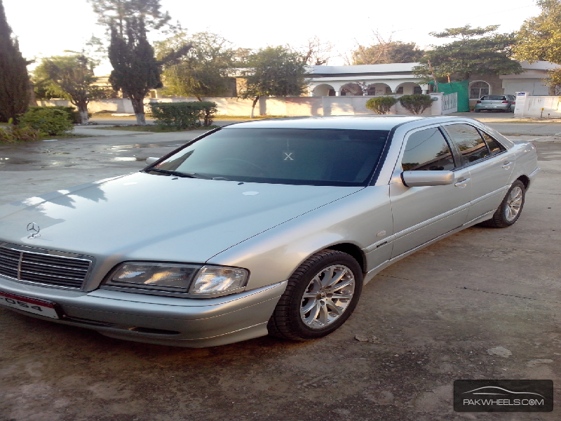 Used mercedes benz c class c 180 cgi 1998 car for sale in for Mercedes benz c class 1998