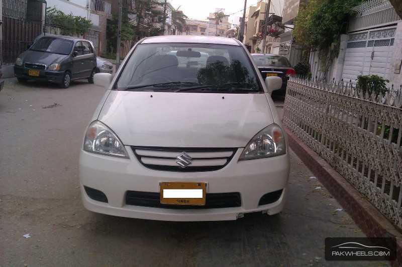 used suzuki liana 1 3 rxi cng 2006 car for sale in karachi 826196 pakwheels. Black Bedroom Furniture Sets. Home Design Ideas