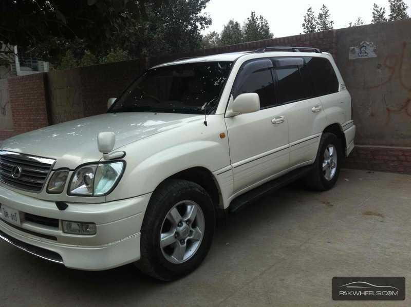used toyota land cruiser cygnus 2005 car for sale in karachi 826039 pakwheels. Black Bedroom Furniture Sets. Home Design Ideas