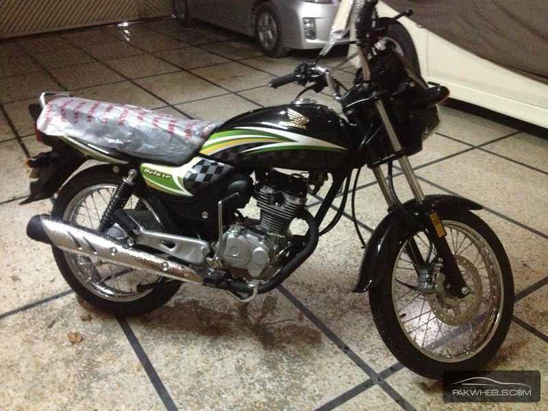 Used Honda CG 125 Deluxe 2014 Bike for sale in Lahore - 116739