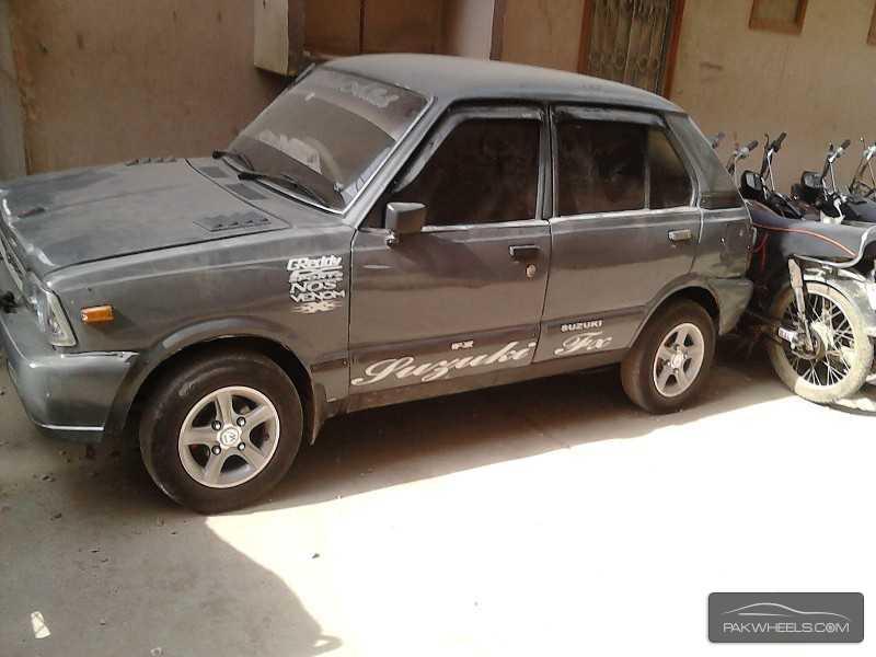 Fx Car Price In Karachi