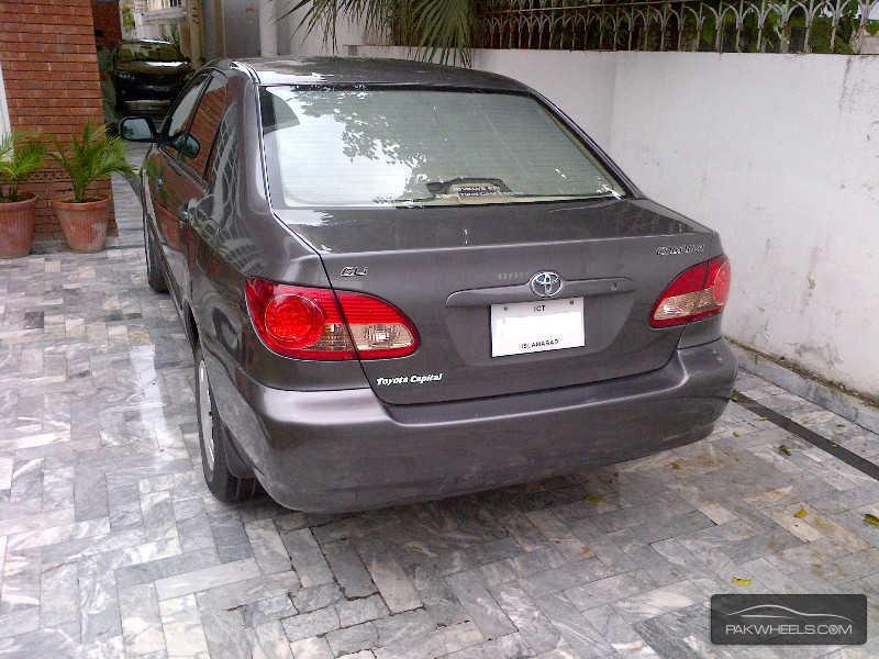 used toyota corolla gli 2008 car for sale in islamabad 830669 pakwheels. Black Bedroom Furniture Sets. Home Design Ideas