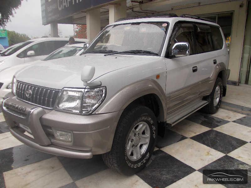 Prado Sale In Pakistan | Autos Weblog