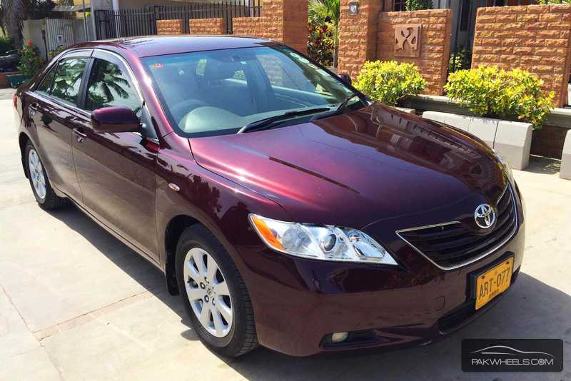 used toyota camry g limited edition 2007 car for sale in. Black Bedroom Furniture Sets. Home Design Ideas