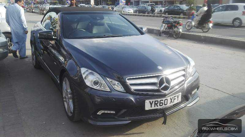 E class coupe for sale in lahore pakwheels for 2010 mercedes benz e class for sale