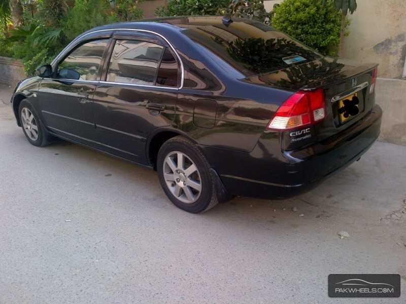used honda civic vti oriel prosmatec 2004 car for sale in karachi 845511 pakwheels. Black Bedroom Furniture Sets. Home Design Ideas