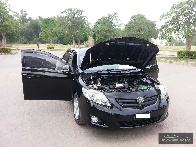 used toyota corolla xli 2009 car for sale in islamabad 846517 pakwheels. Black Bedroom Furniture Sets. Home Design Ideas