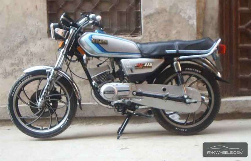 Yamaha rx 115 bikes for sale in lahore pakwheels for Yamaha rx115 motorcycle for sale