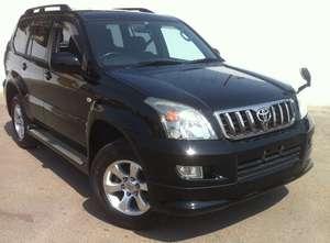 Used Toyota Prado 2.7L TX 2008