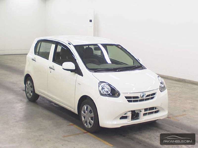 Used Daihatsu Mira X 2013 Car For Sale In Lahore