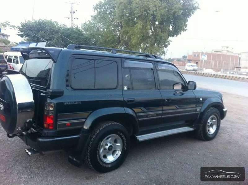 used toyota land cruiser vx limited edition 1993 car for. Black Bedroom Furniture Sets. Home Design Ideas