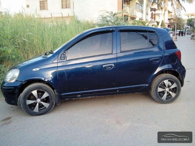 Used Toyota Vitz 2004 Car For Sale In Karachi 868322