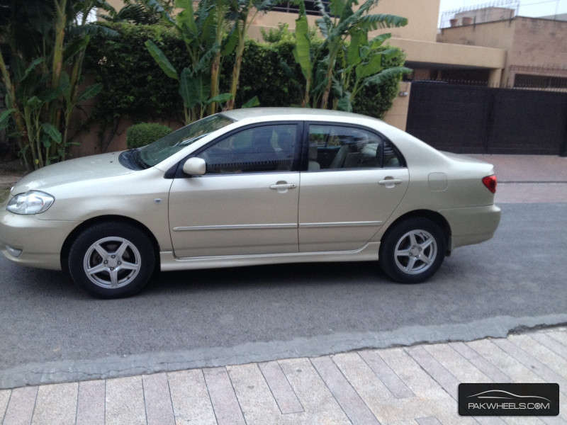 used toyota corolla altis 1 8 2008 car for sale in lahore 871412 pakwheels. Black Bedroom Furniture Sets. Home Design Ideas