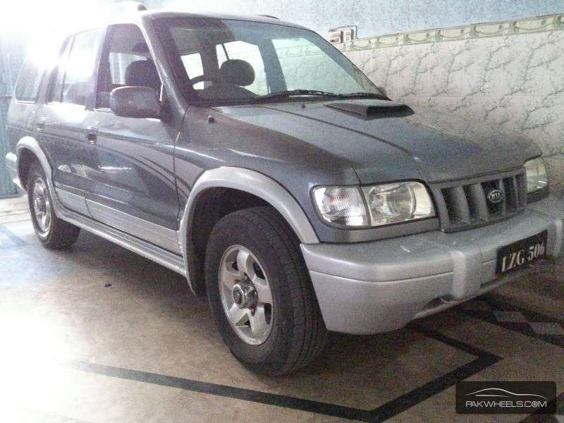 used kia sportage 2 0 lx 4x4 2005 car for sale in lahore. Black Bedroom Furniture Sets. Home Design Ideas