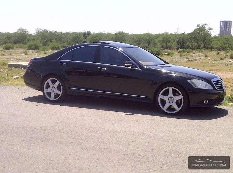 Used mercedes benz s class s 500 2006 car for sale in for Mercedes benz s class used for sale