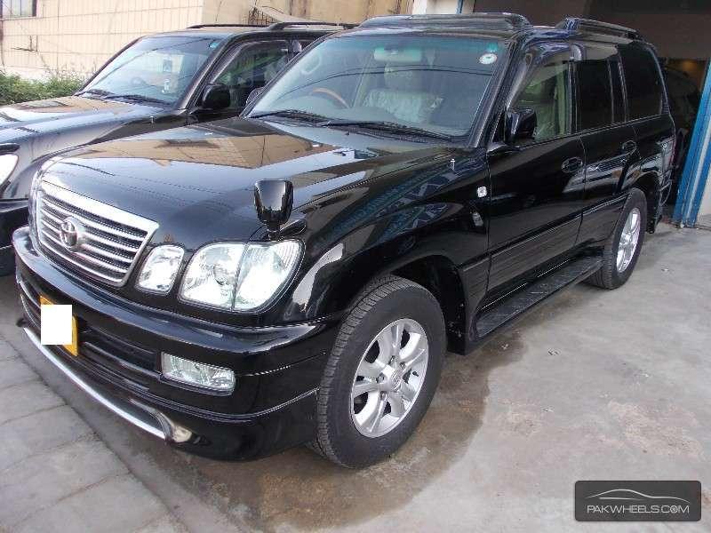used toyota land cruiser cygnus 2004 car for sale in karachi 872844 pakwheels. Black Bedroom Furniture Sets. Home Design Ideas