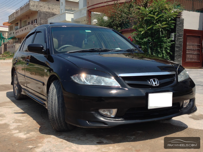 honda civic for sale in islamabad pakwheels. Black Bedroom Furniture Sets. Home Design Ideas