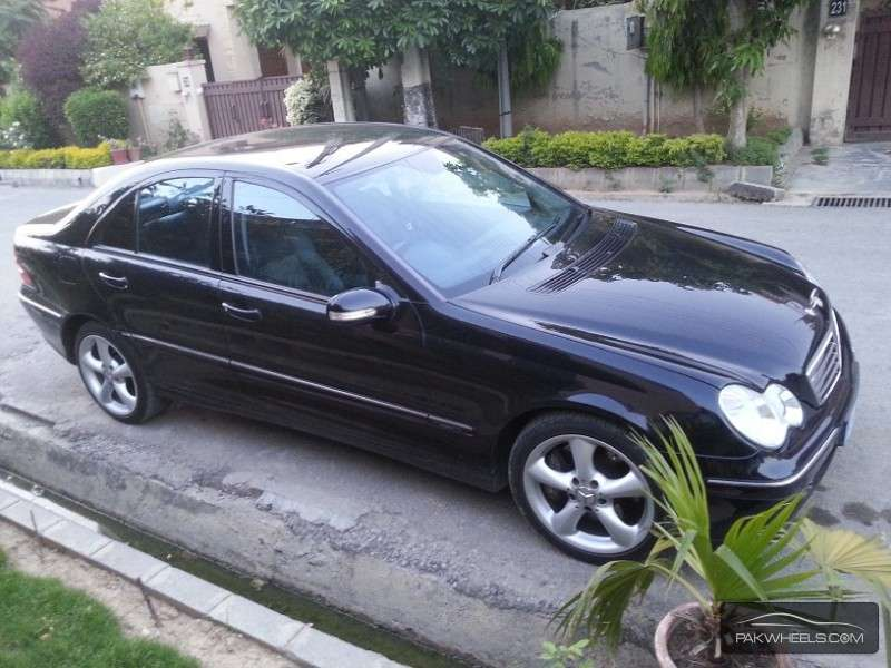 C class for sale in rawalpindi pakwheels for Mercedes benz c class 2006 for sale