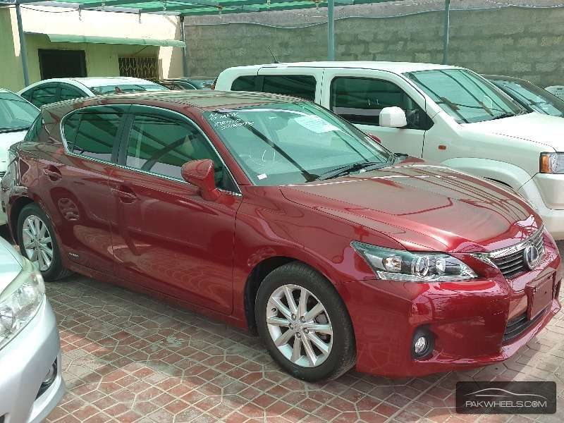 used lexus ct 200h 2011 car for sale in islamabad 874487