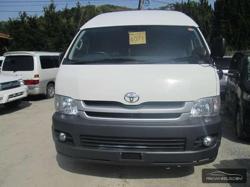 Beautiful Toyota HiAce For Sale  Price 40890  Used Toyota HiAce Mini Bus