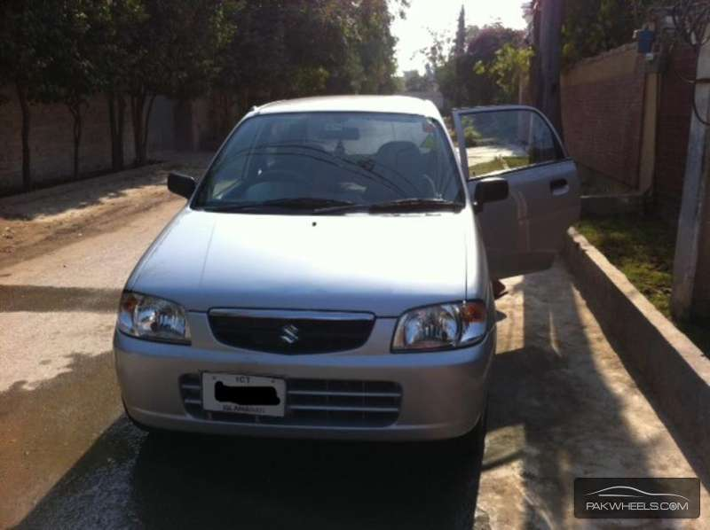 used suzuki alto vxr 2010 car for sale in peshawar 883953 pakwheels. Black Bedroom Furniture Sets. Home Design Ideas