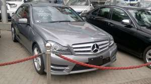 Used Mercedes Benz C Class C180  2012