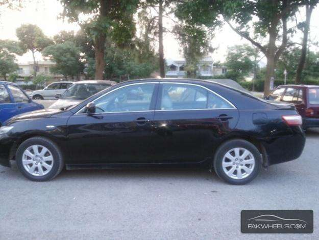 used toyota camry 2006 car for sale in islamabad 887634 pakwheels. Black Bedroom Furniture Sets. Home Design Ideas