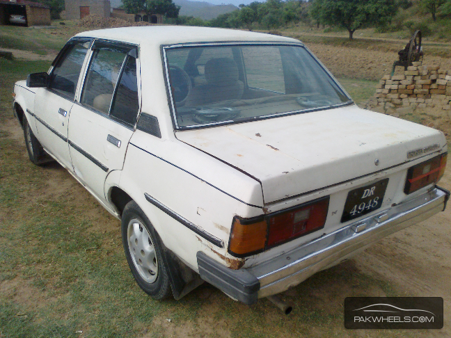 used toyota corolla 1982 car for sale in islamabad 889557 pakwheels. Black Bedroom Furniture Sets. Home Design Ideas
