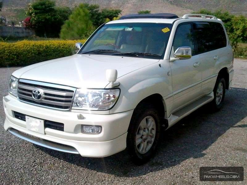 used toyota land cruiser vx limited edition 2003 car for. Black Bedroom Furniture Sets. Home Design Ideas