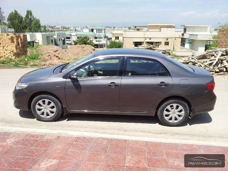 used toyota corolla gli 2010 car for sale in islamabad 893960 pakwheels. Black Bedroom Furniture Sets. Home Design Ideas