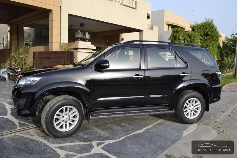 Fortuner For Sale In Lahore Pakwheels