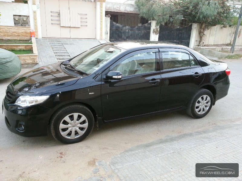 corolla for sale in karachi pakwheels. Black Bedroom Furniture Sets. Home Design Ideas