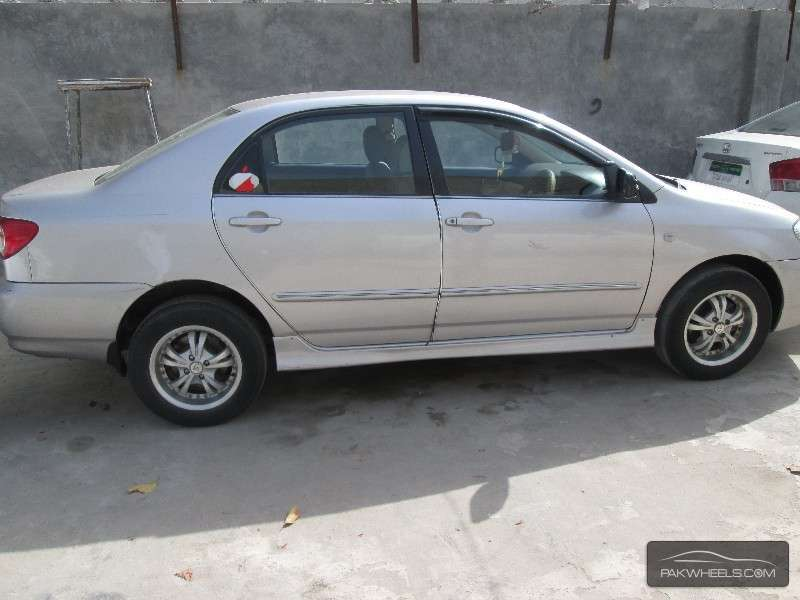 used toyota corolla altis 1 8 2005 car for sale in