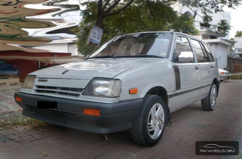 used suzuki khyber 1997 car for sale in islamabad