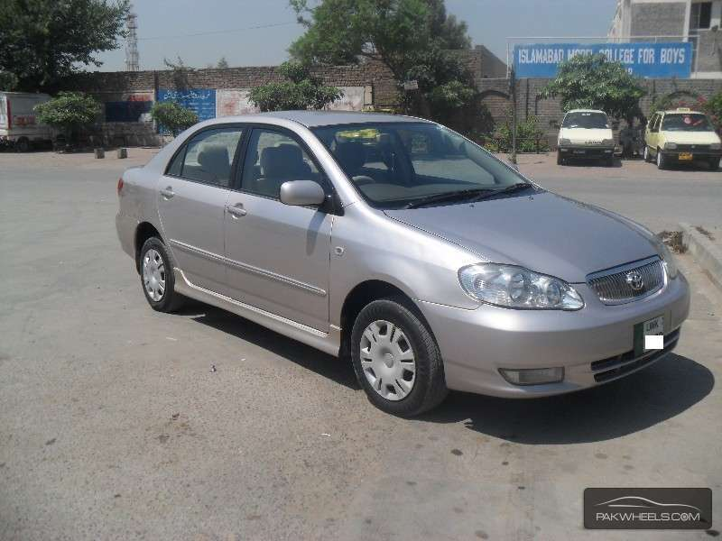 used toyota corolla altis 1 8 2006 car for sale in islamabad 897712 pakwheels. Black Bedroom Furniture Sets. Home Design Ideas