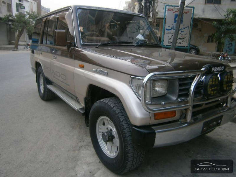 used toyota land cruiser sw gx 1991 car for sale in lahore 898789 pakwheels. Black Bedroom Furniture Sets. Home Design Ideas