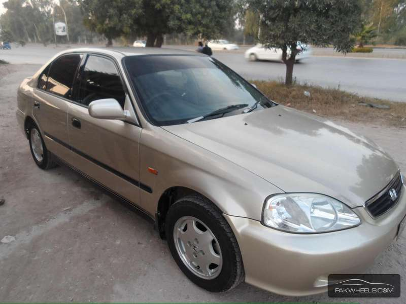 used honda civic vti 2000 car for sale in islamabad 899657 pakwheels. Black Bedroom Furniture Sets. Home Design Ideas