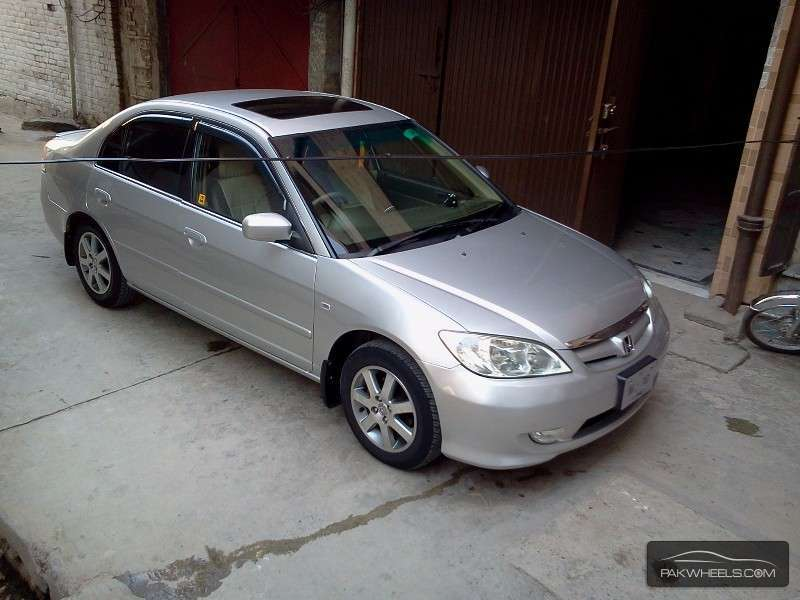used honda civic vti oriel prosmatec 2004 car for sale in islamabad 899543 pakwheels. Black Bedroom Furniture Sets. Home Design Ideas