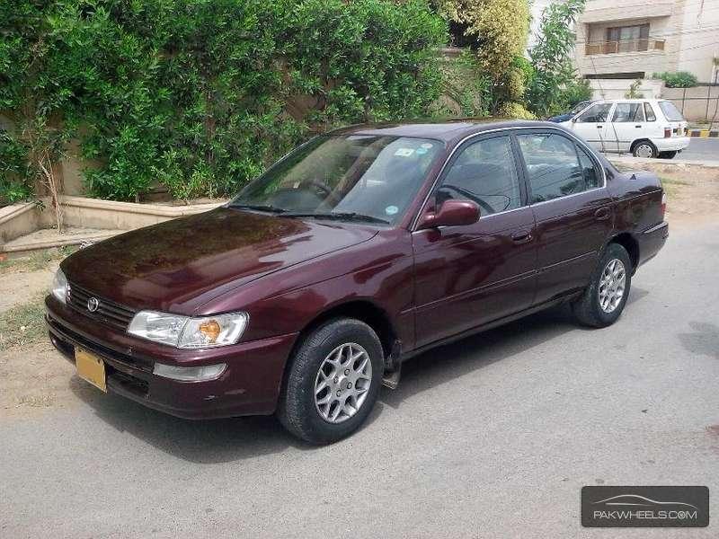 Corolla for sale in karachi pakwheels for 2000 toyota corolla power window motor
