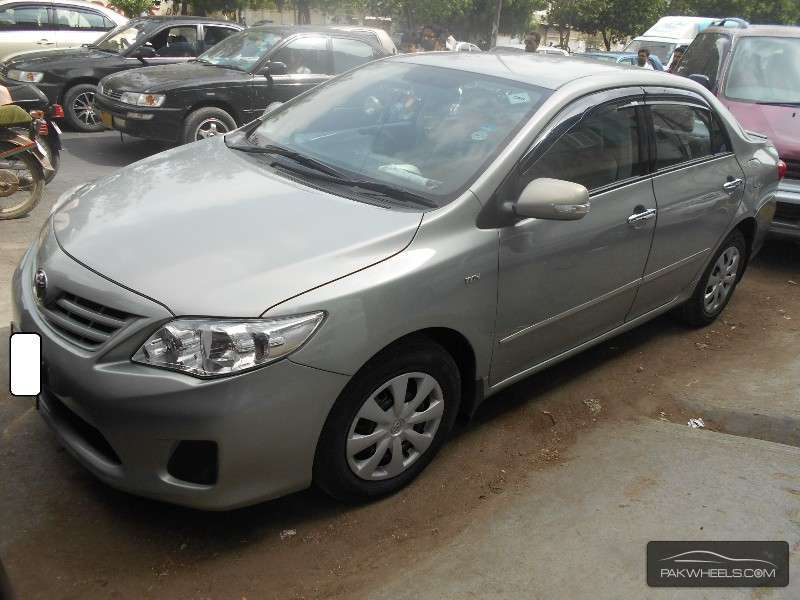 used toyota corolla gli 2011 car for sale in karachi 901627 pakwheels. Black Bedroom Furniture Sets. Home Design Ideas