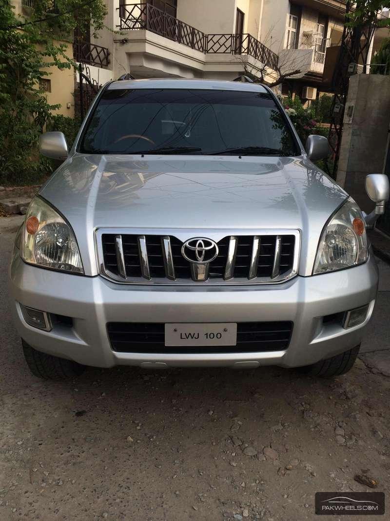 Prado For Sale In Pakistan.html | Autos Weblog