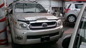 Used Toyota Hilux Vigo Champ Grade G 2008