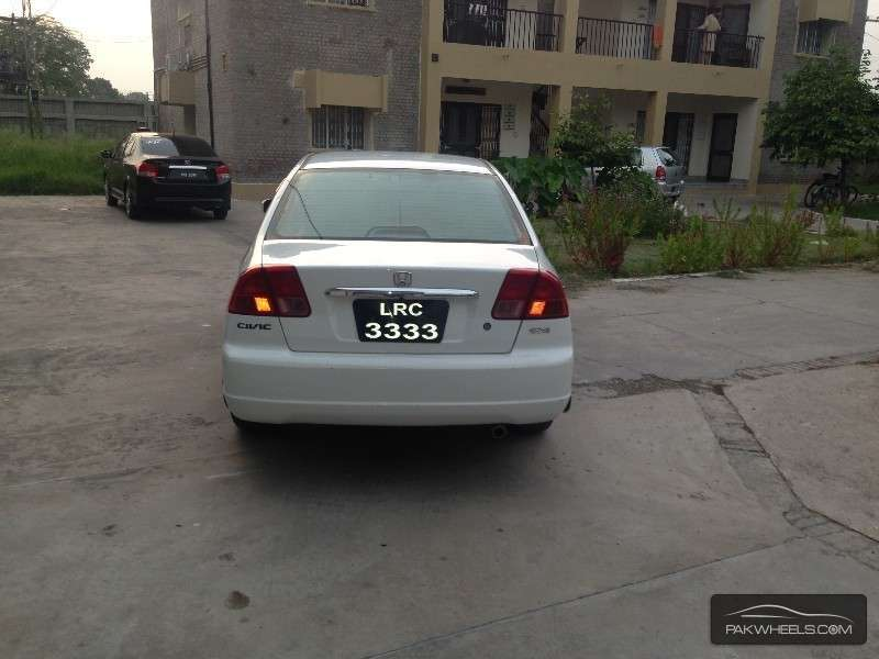 Used honda civic exi 2002 car for sale in rawalpindi for 2002 honda civic power window not working