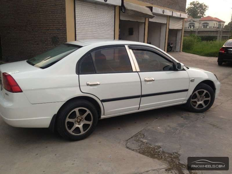used honda civic exi 2002 car for sale in rawalpindi 918957 pakwheels. Black Bedroom Furniture Sets. Home Design Ideas