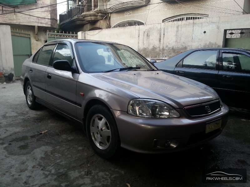 honda civic 2000 for sale in lahore