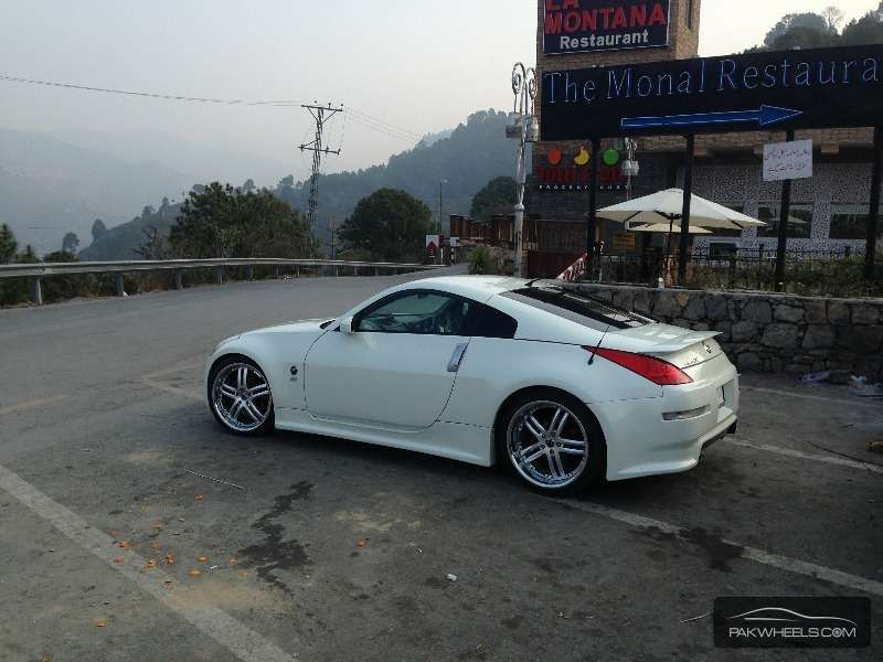 used nissan z series 350z 2003 car for sale in islamabad 919908 pakwheels. Black Bedroom Furniture Sets. Home Design Ideas