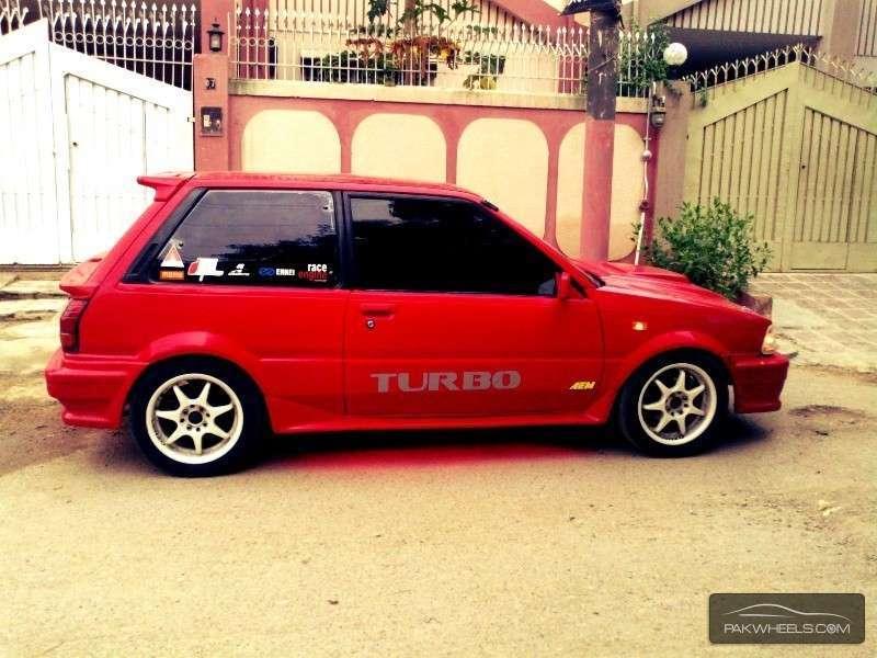 Toyota Starlet 84 For Sale In Karachi: Starlet For Sale In Karachi
